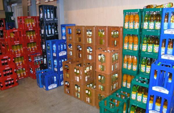 Getränkemarkt in Eitorf